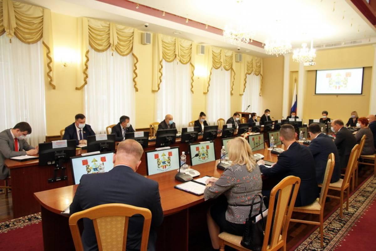 Смоленский горсовет назначил публичные слушания по внесению изменений в Устав города
