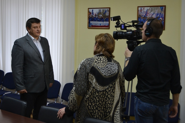 """""""Наблюдается рост, увеличивается поддержка со стороны наших граждан. Я благодарю наших избирателей за то, что они поверили и поддержали Партию,"""" - отметил Игорь Ляхов."""