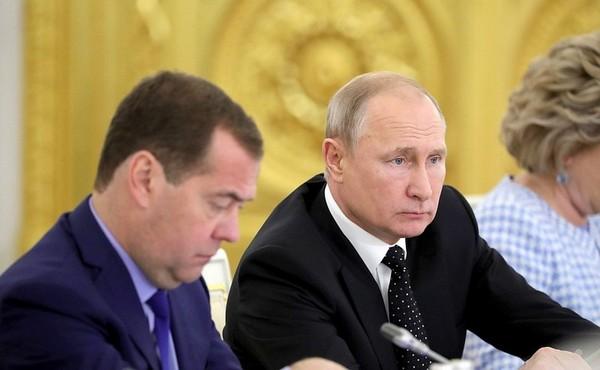 Путин поддержал предложения Неверова