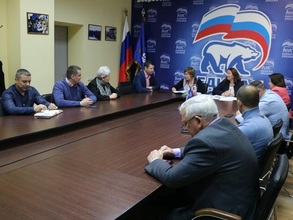 Политсовет Смоленского городского отделения Партии назначил нового Исполнительного секретаря