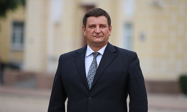 Игорь Ляхов поздравил работников сельского хозяйства