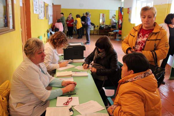Медики автопоезда «Здоровье Смоленщины» осмотрели пациентов Ельнинского района