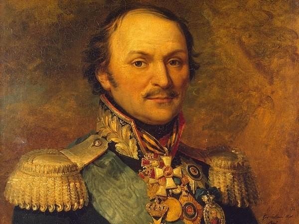 В Ярцеве установят бюст герою войны 1812 года Матвею Платову