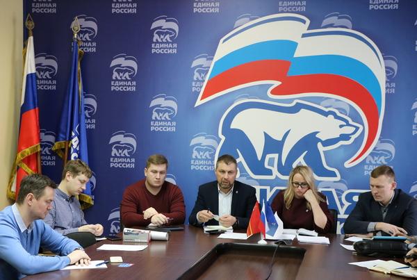 Первичные отделения «Единой России» примут участие в «ПолитСтартапе»