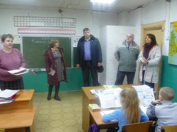 Рабочая поездка Игоря Гулицкого в Угранский район
